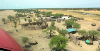 Village Jaibor Soudan