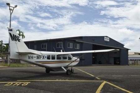 Avion GA 8 Airvan