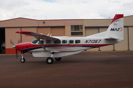 Avions MAF Cessna 208 Caravan