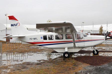 Avions MAF GA8 Arivan