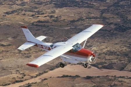 Avion Cessna 206