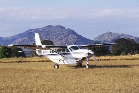 Avion Cessna 208 caravan
