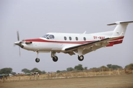 Avion Pilatus PC 12