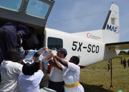 Evacuation D'une Missionnaire En Ouganda