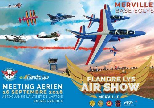 Venez Nous Rencontrer Au Meeting Aérien De Merville ...