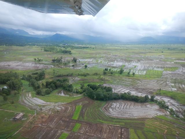 Partenariat Avec Le Centre International De Recherche Agricole Au Timor Leste
