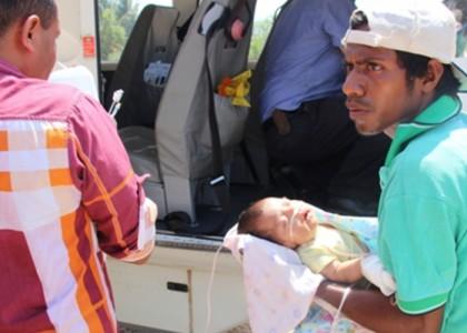 évacuation Médicale Du Bébé