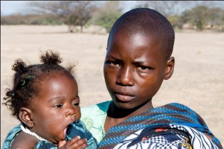 Famine Au Kenya