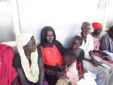 Ophtalmo Au Sud Soudan