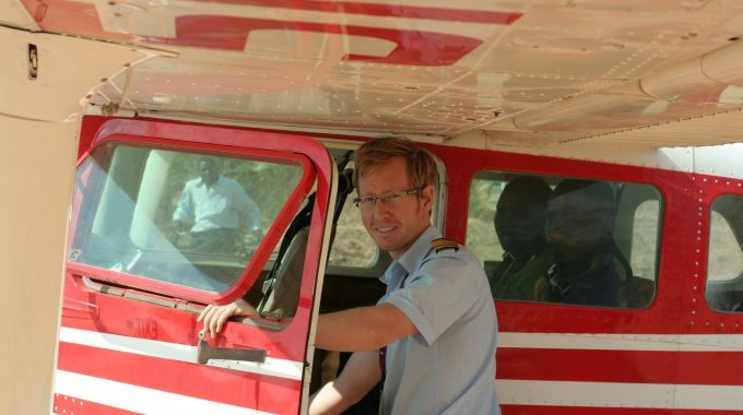 Le Pilote Kirstein Combrink
