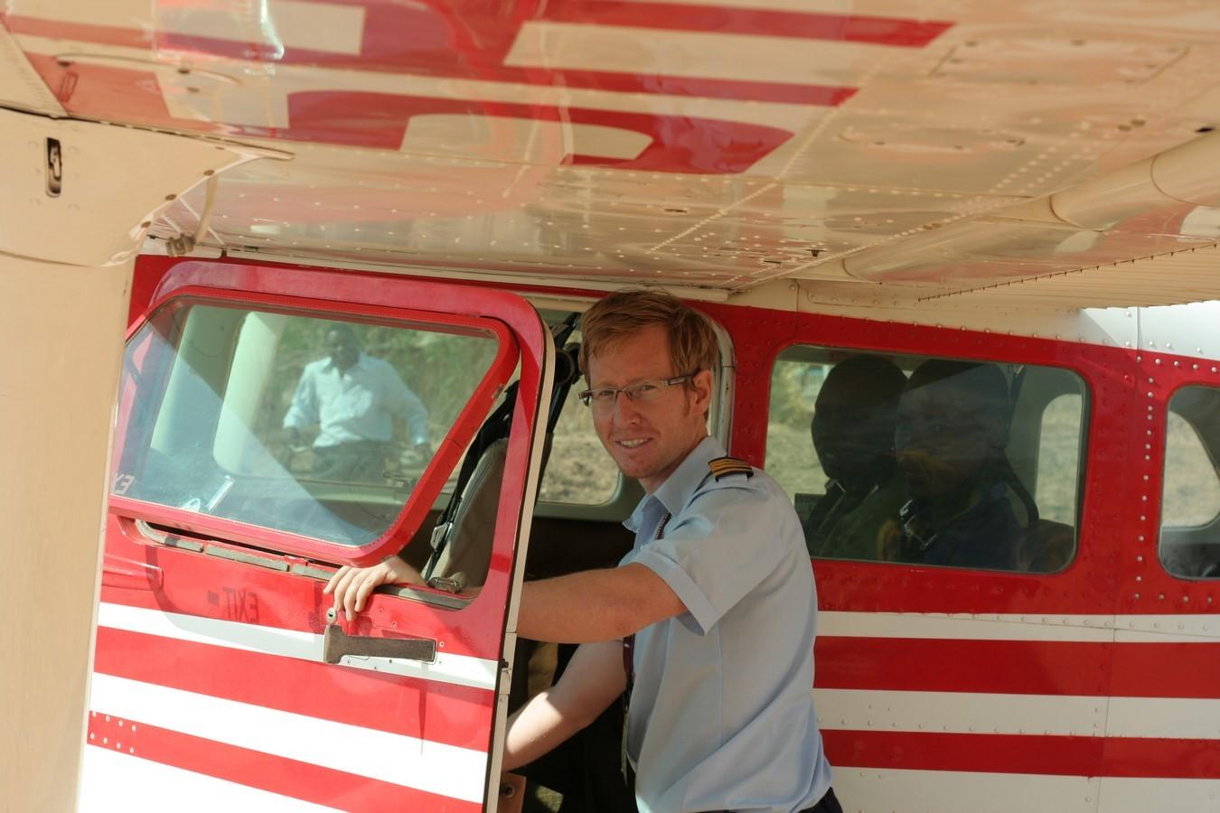 Etre Pilote De La MAF En Tanzanie
