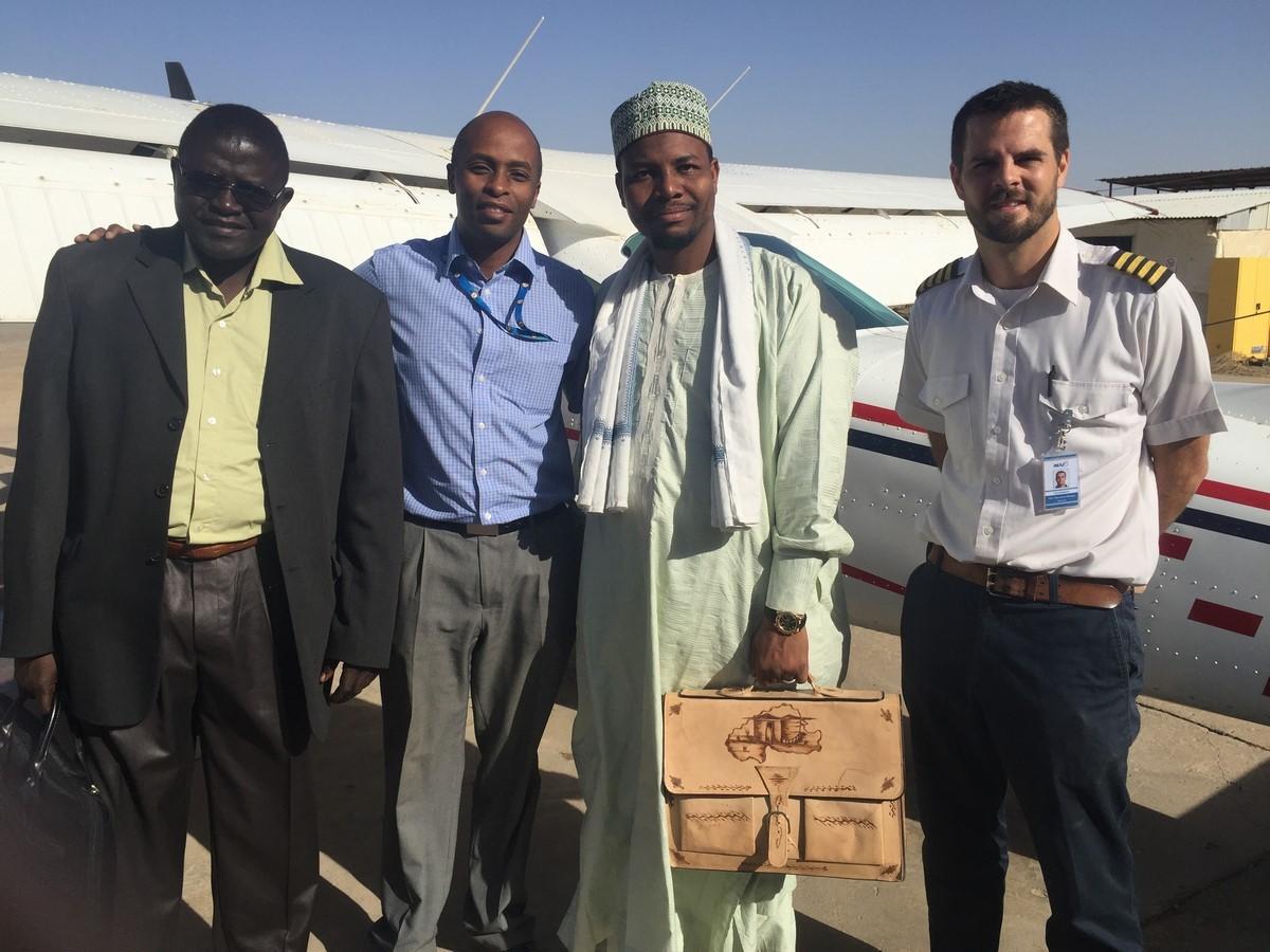 Ouvrir La Voie De La Paix Au Tchad