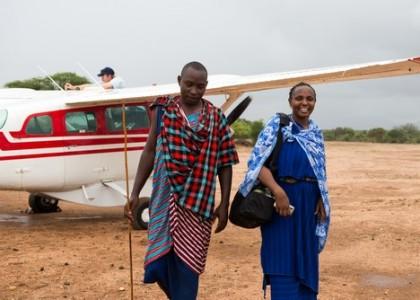 Tournée Médicale Parmi Le Peuple Massai