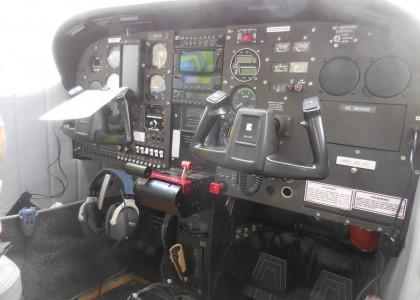 Le Cessna Vole En Opérationnel