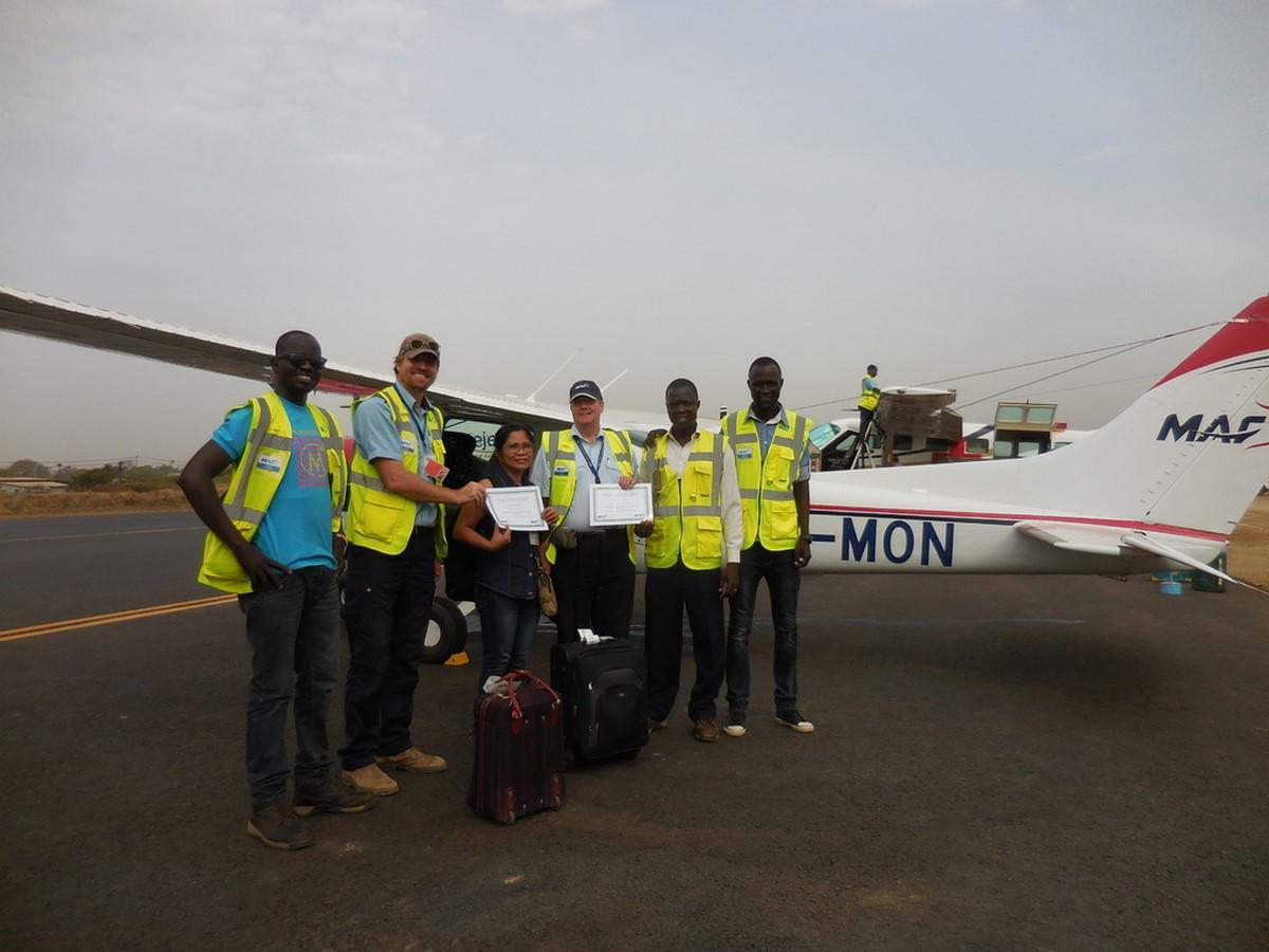 Le Cessna 5XMON Vole Pour La Première Fois