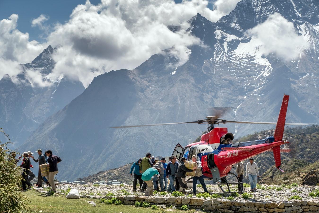 Séisme au Népal: un an après