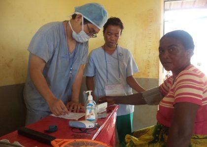 Premier Safari Médical De L'année à Madagascar