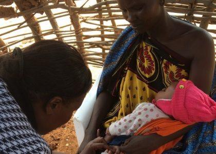 Lutte Contre Le Cholera Chez Les Massai