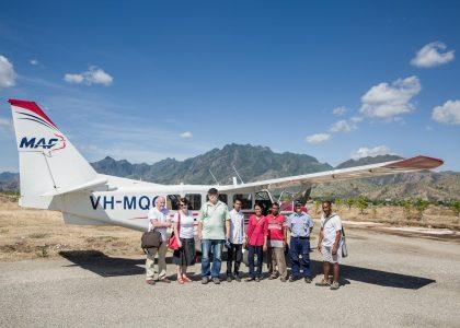 Soigner Le Coeur Au Timor Leste