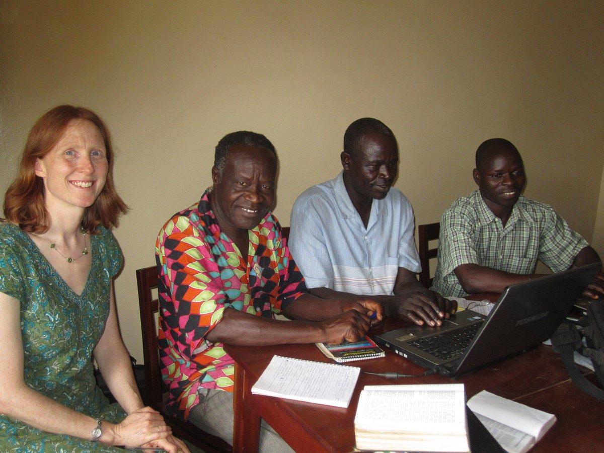 Mémoire De Traducteurs Au Congo