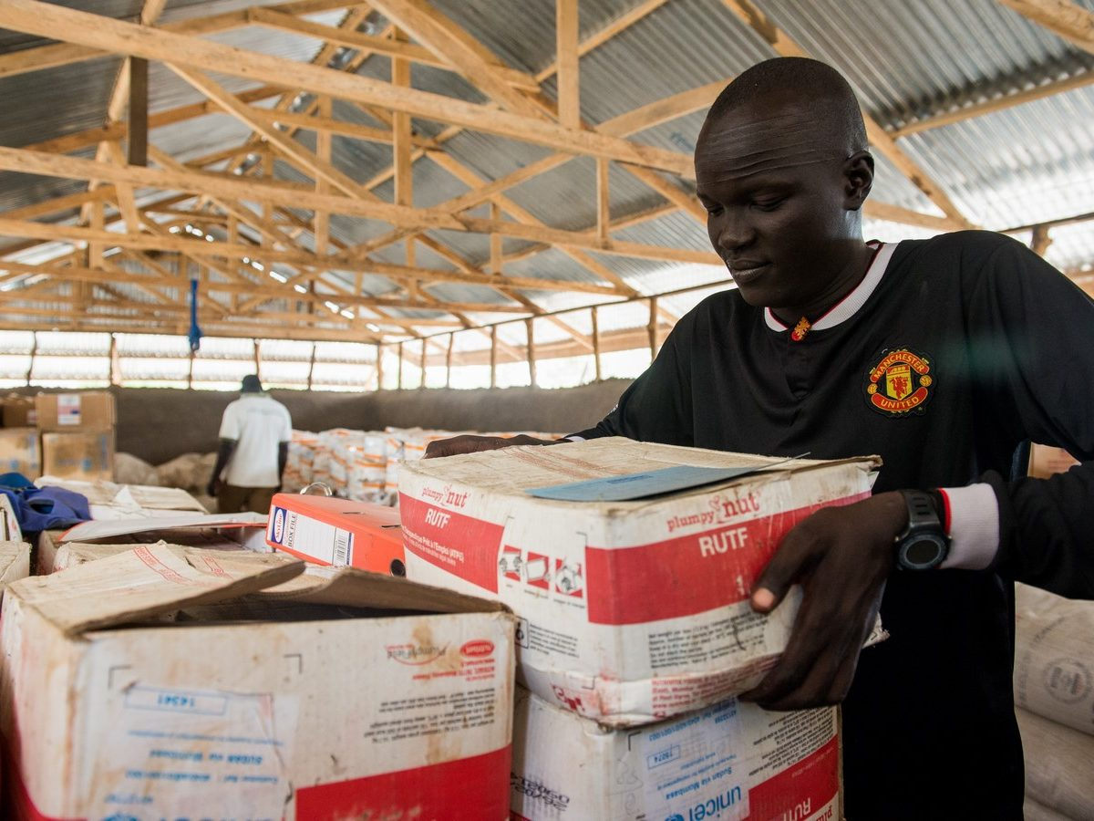 Voler Pour Lutter Contre La Malnutrition