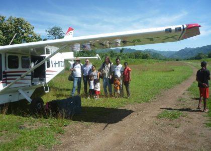 L'avion Pour Lutter Contre Le Moustique