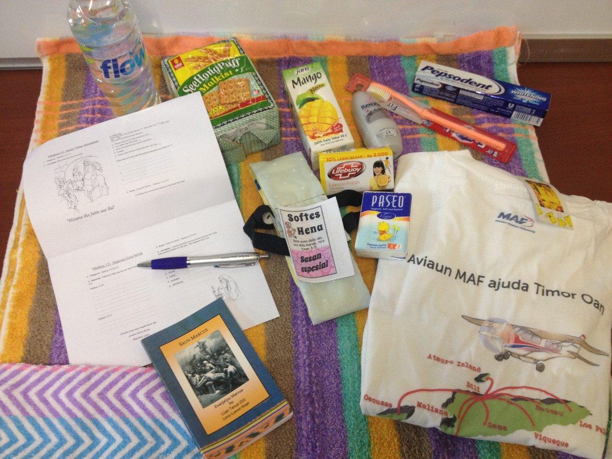 Packs De Soins Pour Les Patients évacués Par Avion
