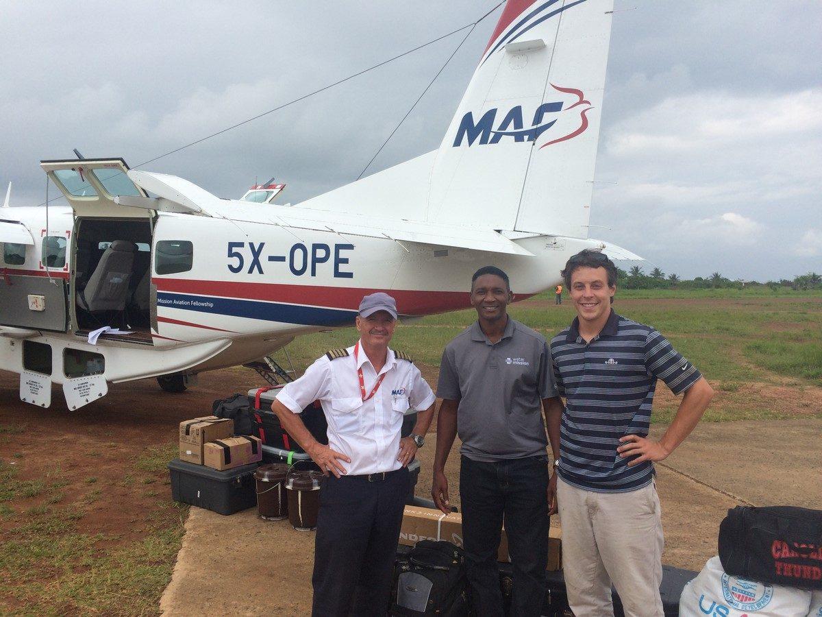 Donner Accès à Une Eau Potable Au Liberia