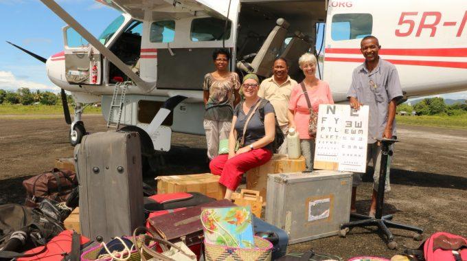 Permettre Le Transport De 25 Passagers Avec Un Avion De La MAF