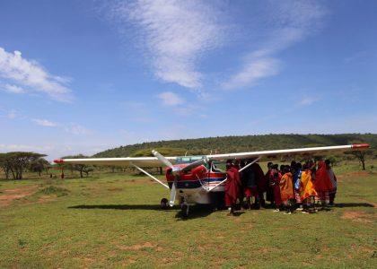 Accouchement Femme Maasai