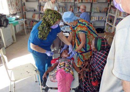 Dentiste Au Sahara