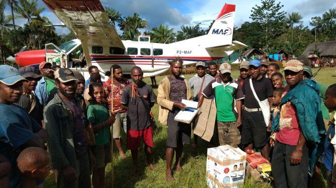 Journée De Vol En PNG