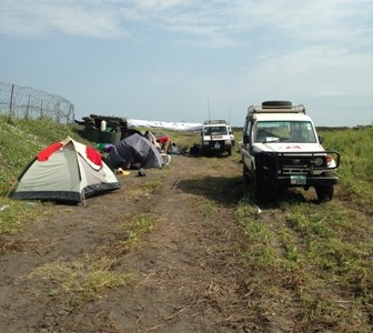 Evacuation Personnel De Medair