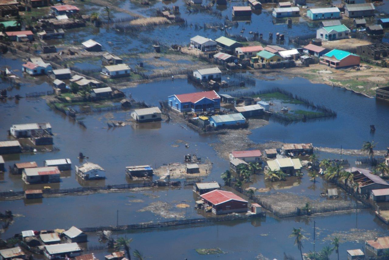 ouragan à Madagascar