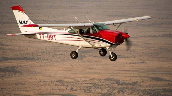 Avions Utilisés Par La Maf Pour Apporter Une Aide Humanitaire