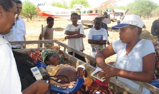 Sauver Une Vie à Madagascar