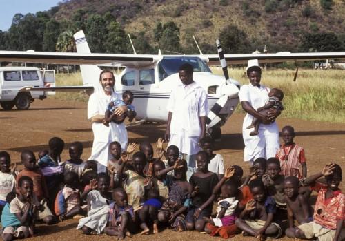 Ambulance Pour Voler Et Sauver Des Vies