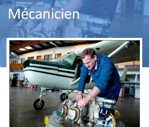 métier de mécanicien