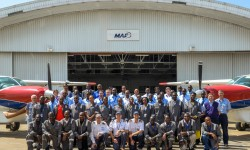 MAF Kenya Staff