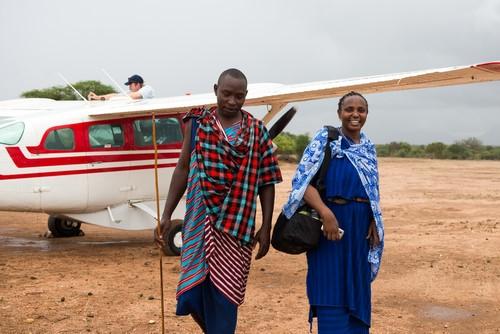 Tournée Médicale Massai