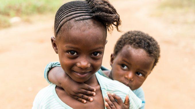 Guérir Le Chagrin D'un Orphelin Du Liberia