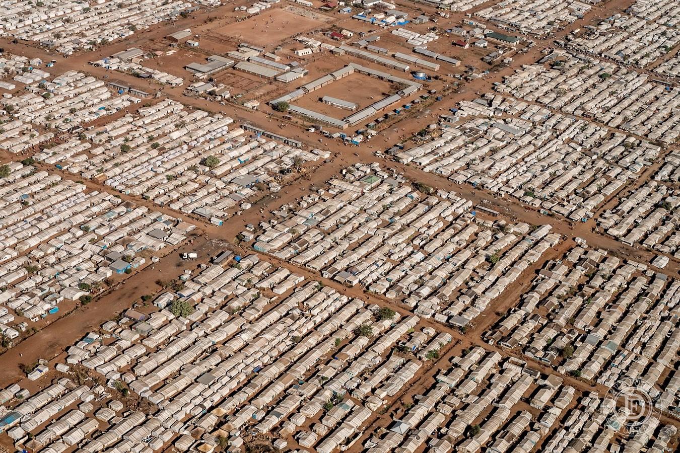 camp de réfugiés Ouganda