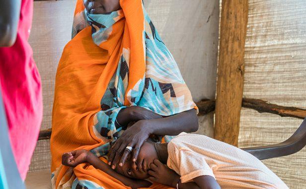 Lutter Contre La Malaria Dans Les Camps Au Sud Soudan