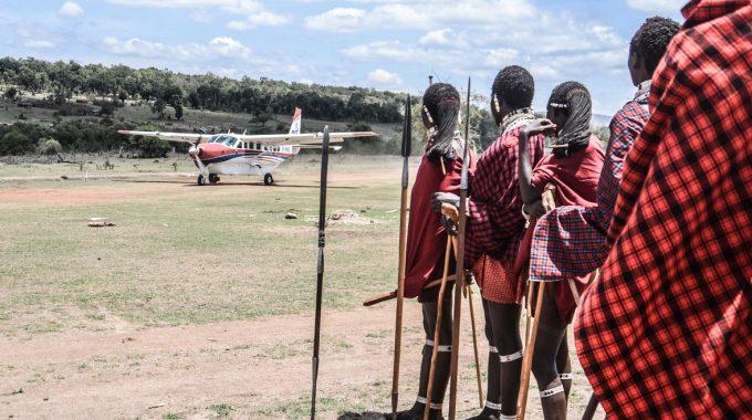 Une Nouvelle Piste Pour Faciliter Le Transport D'humanitaires