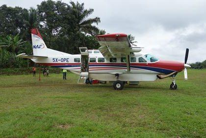 Atteindre Garo Au Liberia