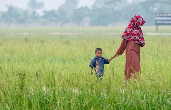 Accompagner L'aide à La Scolarité Au Bangladesh