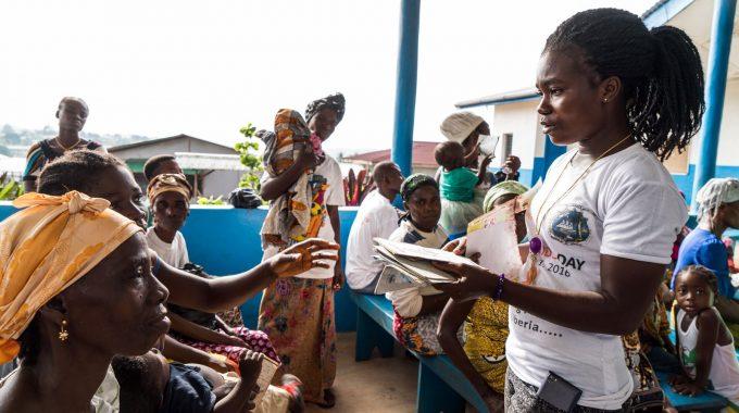 Collaborer Avec L'ONG PIH Pour La Santé Au Liberia