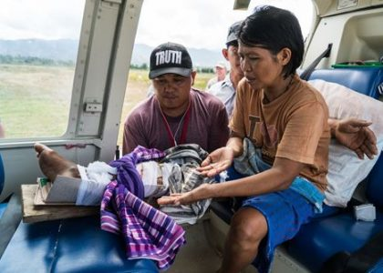 Tsunami Et Tremblement De Terre Indonésie
