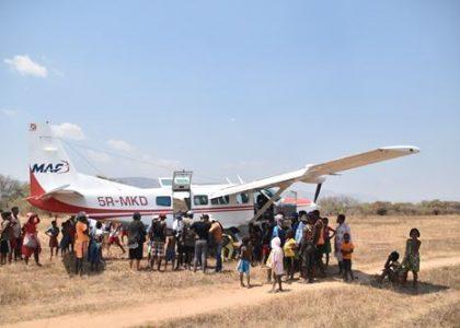 équipe Médicale à Madagascar