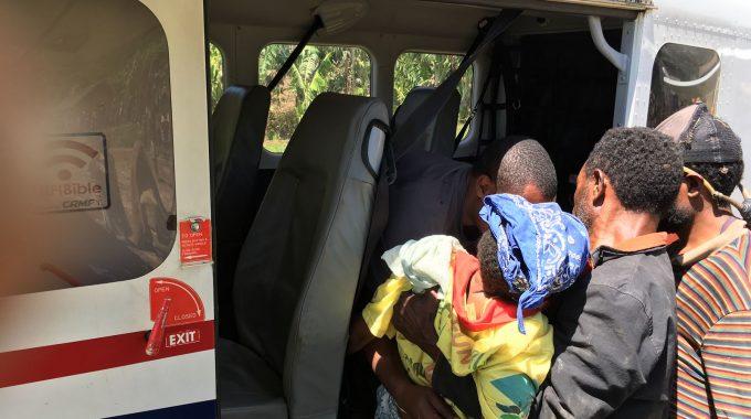 Une évacuation Médicale Qui Pose Problème